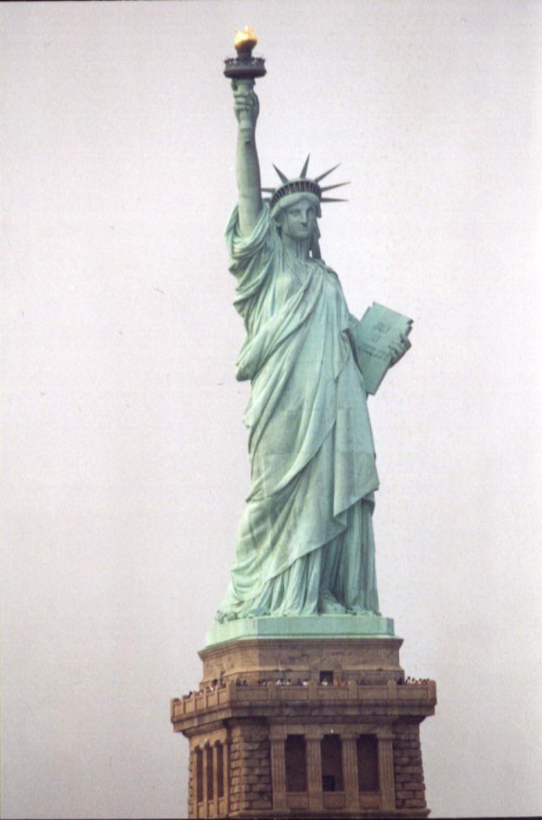 Ein anblick für einwanderer